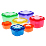 Beach Body portion control containers